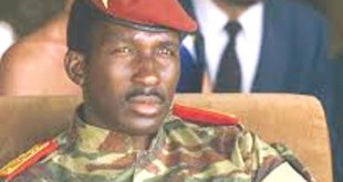Feu le capitaine Thomas Sankara