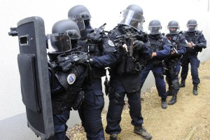 Des éléments du GIGN en intervention